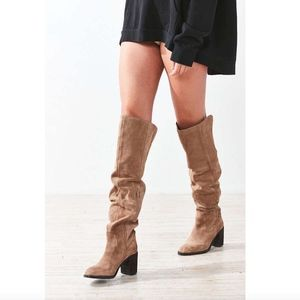 Jeffrey Campbell Raylan Over The Knee Boot Size 8